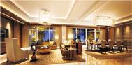 西安盛美利亚酒店豪华客厅