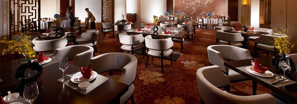 湖州东吴开元名都酒店全日制餐厅