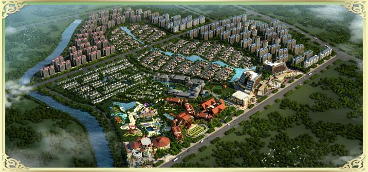 桂林市玉圭园房地产有限公司喷绘