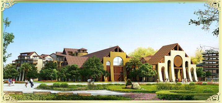 桂林市玉圭园房地产有限公司功能国际会议中心