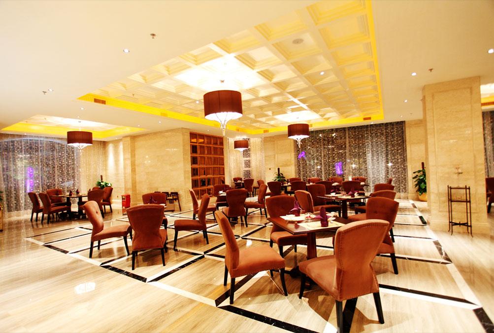 广州九龙湖公主酒店就餐厅