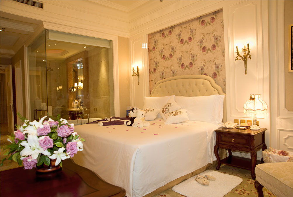 广州九龙湖公主酒店豪华客房