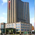 上海茂业华美达广场酒店外景大楼