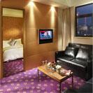 上海茂业华美达广场酒店豪华客厅