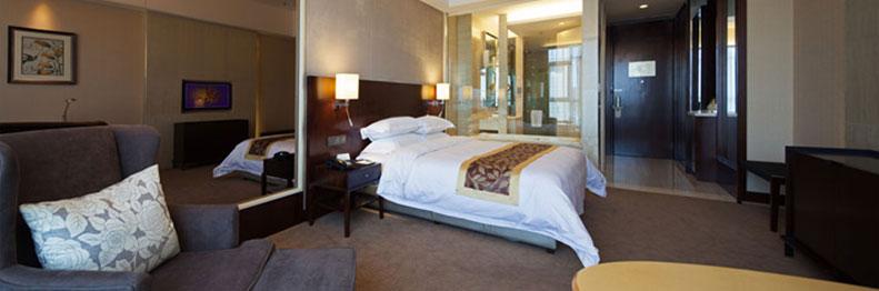西安中兴和泰酒店客房