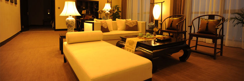 西安中兴和泰酒店客房内景