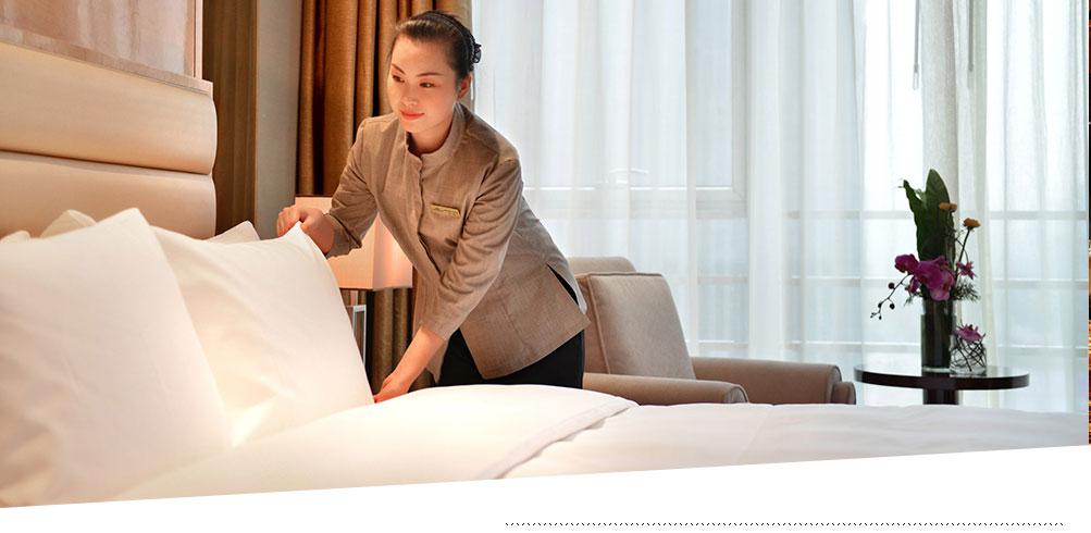 成都高新豪生大酒店有限公司客房服务