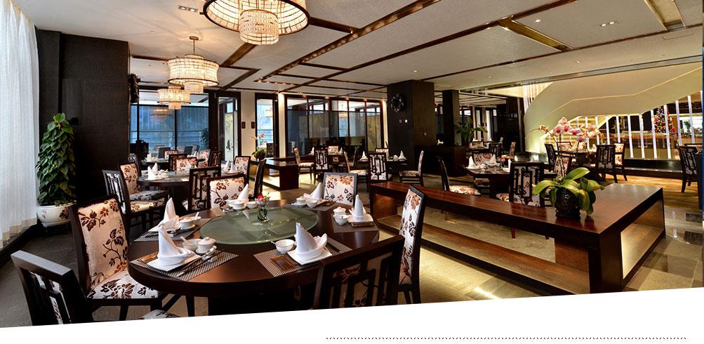 成都高新豪生大酒店有限公司阁中餐厅