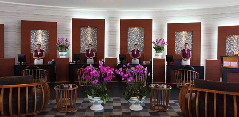 三亚辰光克拉码头酒店管理有限公司内景