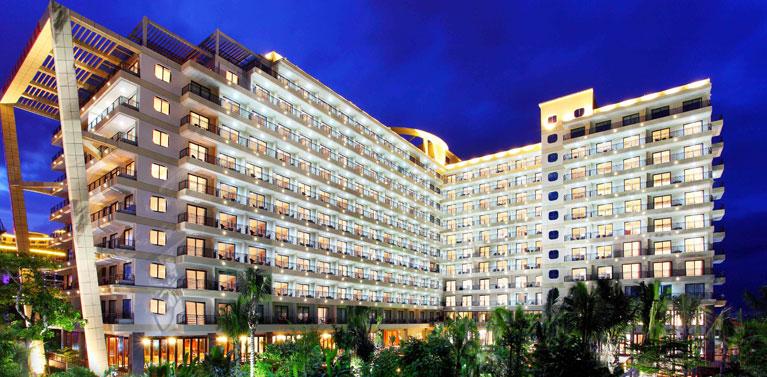 三亚辰光克拉码头酒店管理有限公司外观