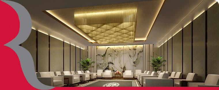 西安曲江华美达广场酒店会议室