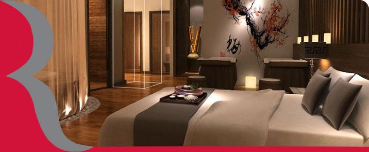 西安曲江华美达广场酒店豪华客房卧室