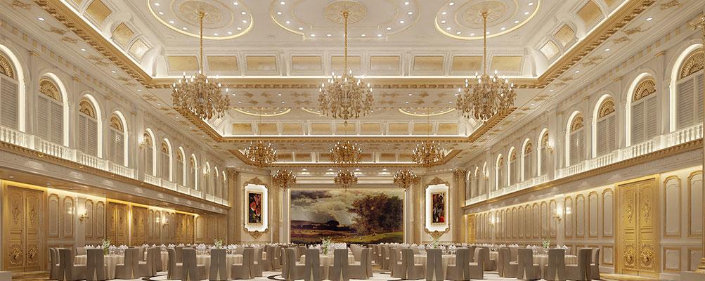 唐山盛世花园酒店大宴会厅