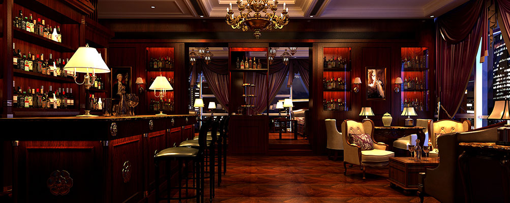 唐山盛世花园酒店英式酒吧