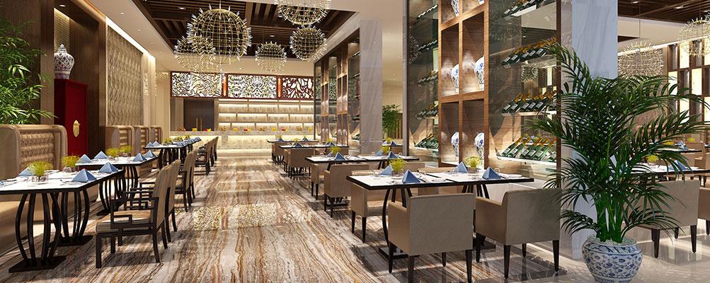 唐山盛世花园酒店日式铁板烧餐厅