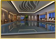 唐山盛世花园酒店游泳池