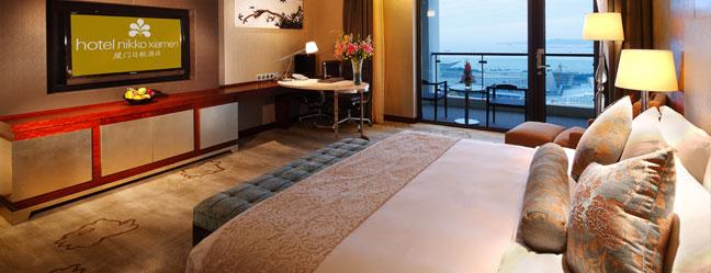 厦门日航酒店高级套房