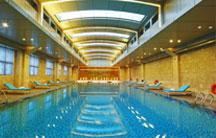 厦门日航酒店游泳池