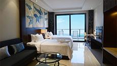 博鳌和悦君澜海景度假酒店海景标准房