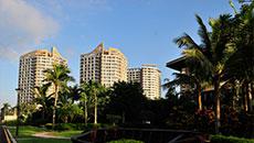 博鳌和悦君澜海景度假酒店风景图