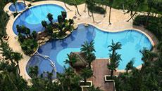 博鳌和悦君澜海景度假酒店泳池