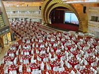 华西龙希国际大酒店宴会厅