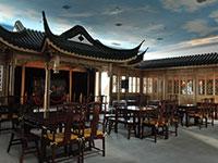 华西龙希国际大酒店全日制餐厅