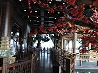 华西龙希国际大酒店古典雅间
