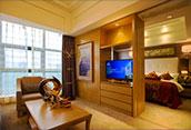 常州万泽玛丽蒂姆酒店标准客房