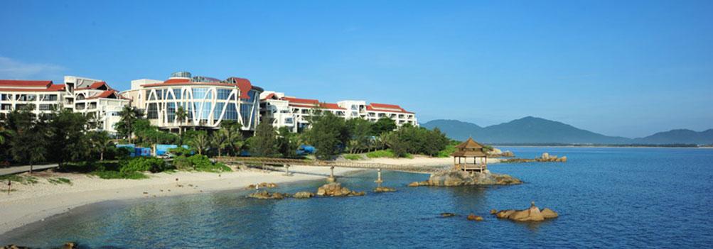 三亚蜈支洲岛珊瑚酒店管理有限公司实景图
