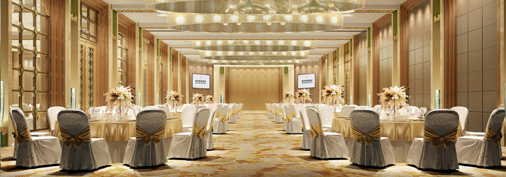 三亚蜈支洲岛珊瑚酒店管理有限公司多功能宴会厅
