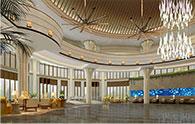 三亚蜈支洲岛珊瑚酒店管理有限公司大堂