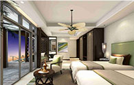三亚蜈支洲岛珊瑚酒店管理有限公司客房