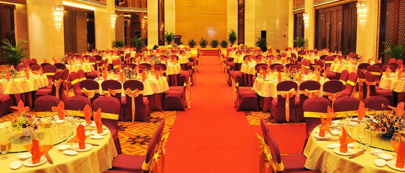 东莞世纪豪庭大酒店宴会厅