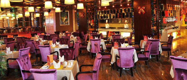 东莞世纪豪庭大酒店午餐厅