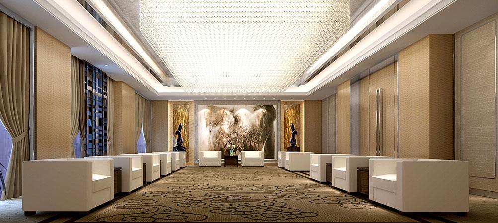 漳州明发温德姆至尊豪廷大酒店接见厅