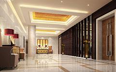 漳州明发温德姆至尊豪廷大酒店中餐前厅