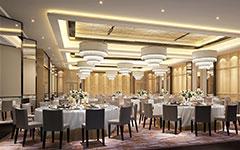 漳州明发温德姆至尊豪廷大酒店中餐厅