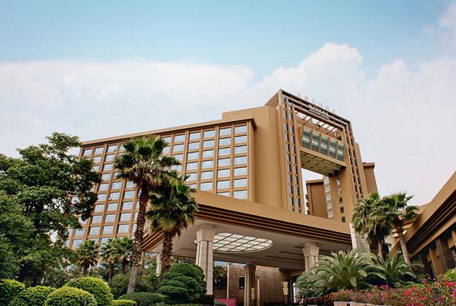 东莞市帝豪花园酒店有限公司外景