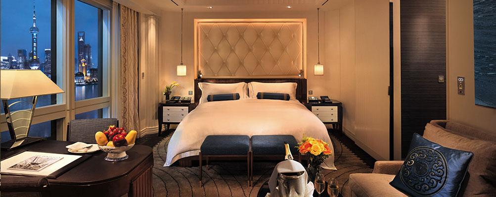 上海外滩半岛酒店有限公司豪华客房