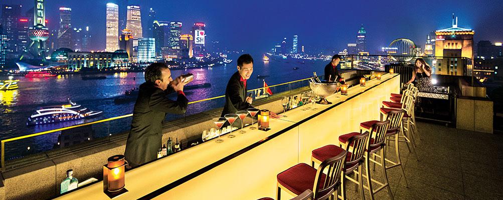 上海外滩半岛酒店有限公司酒吧