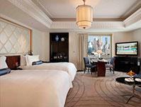 上海外滩半岛酒店有限公司豪华套房