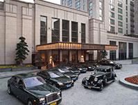 上海外滩半岛酒店有限公司传统外观建筑