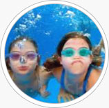 上海嘉庭俱乐部儿童游泳