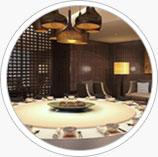 上海嘉庭俱乐部午餐厅