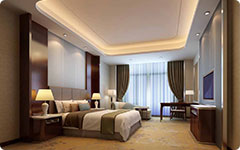 长沙雅士亚华美达广场酒店豪华单人房