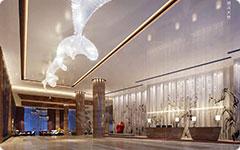 长沙雅士亚华美达广场酒店大堂
