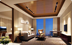 长沙雅士亚华美达广场酒店豪华套房