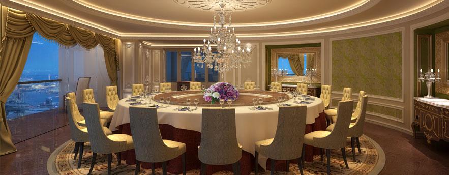 深圳丽雅查尔顿酒店VIP午餐厅
