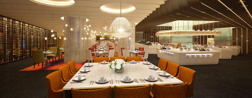深圳丽雅查尔顿酒店全日制餐厅